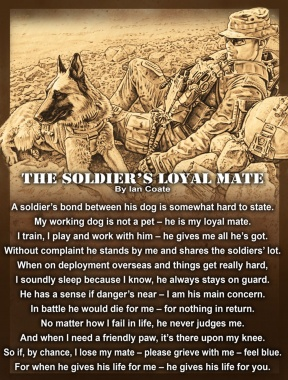 The Soldiers Loyal Mate